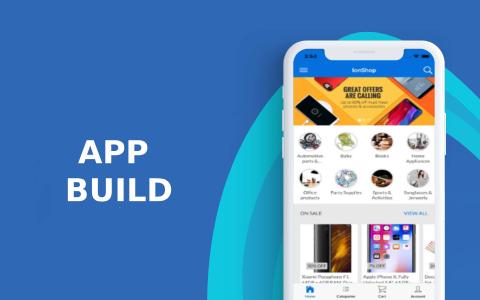 iPhone app build